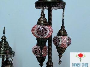 mosaic lamp 3