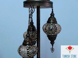mosaic lamp color
