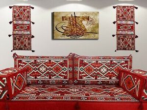 Rugs and Traditional Cushions