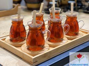 bambu tea set
