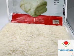 woollen under blanket